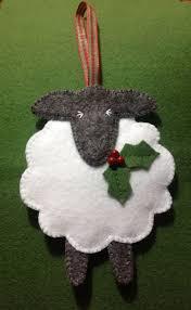31 cutest felt ornaments comfydwelling cutest
