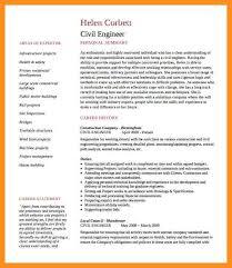 5 engineer cv template word fillin resume