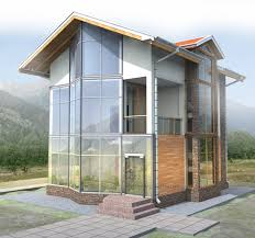 chalet style chalet style house