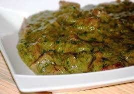 recette cuisine africaine sauce gombo à la viande de boeuf recette tchadienne cuisine