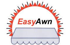 Awn Logo Sunbrella Canvas Awnings For Windows And Doors 139 U0026 Up Easyawn