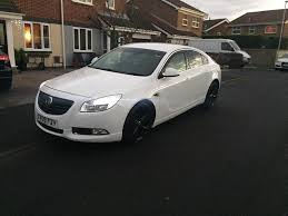 vauxhall insignia white vauxhall insignia 2 0 cdti sri remapped modified in choppington