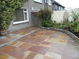 patio small outdoor space with small additional garden full of