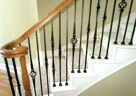 home depot interior stair railings wrought iron banister wrought iron stair railing cost flaxandwool co