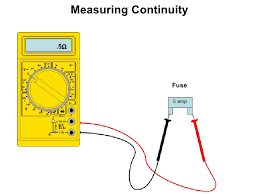 test fuse box with multimeter diagram wiring diagrams for diy