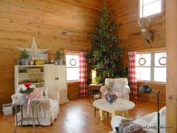 100 how to decorate a log home best 25 natural christmas