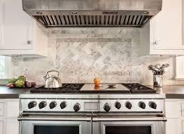 tile backsplash medallions kitchen metal tile backsplashes hgtv
