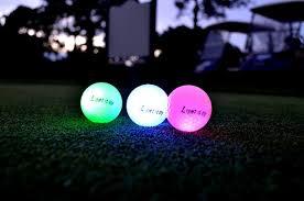 light up golf balls light it up golf professional night golf events worlds best night