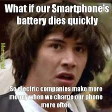Battery Meme - low battery 15 meme by psykotiiik death memedroid