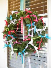 Christmas Decoration Outdoor Diy by Outdoor Christmas Decorating Ideas Diy Easy Christmas Wreaths