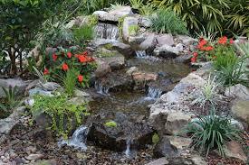 pond waterfall contractor builder deland daytona orlando florida