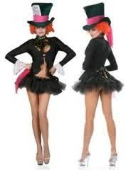 Mad Hatter Halloween Costumes Girls 495 Wonderland U2014the Images Dark