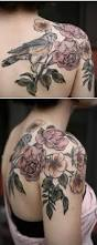 best 25 flower shoulder tattoos ideas on pinterest shoulder