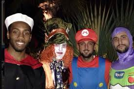 your u0027athletes in halloween costumes u0027 roundup sbnation com