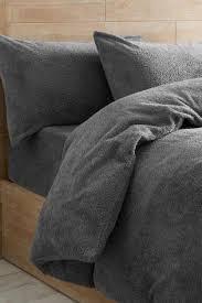 soft bed sheets buy super soft fleece bed set from the next uk online shop