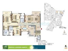 3 bhk 2134 sq ft apartment for sale in prestige lakeside habitat