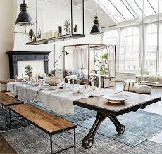 industrial home interior interior design decoration home decor loft modern
