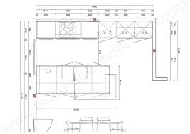 plan de cuisines plan de cuisine plan de cuisine avec ilot 1 cuisine plan cuisine