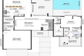 simple floor plans 27 simple modern house open floor plan home design clever simple