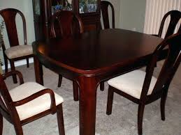 flannel backed vinyl table pad round table pad protector large size of dining table wood table pad