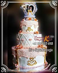wedding cake jogja dapur kue jogja home