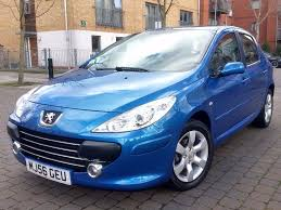 peugeot history peugeot 307 1 6 2007 60 000 miles full service history excellent