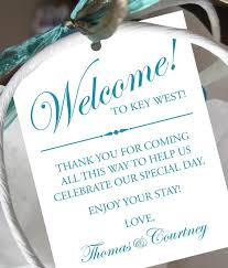 wedding hotel gift bags set of 10 gift tags for wedding hotel welcome bag