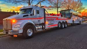 kw t880 for sale usa tow wrecker on duty american f tow wrecker trucks on duty