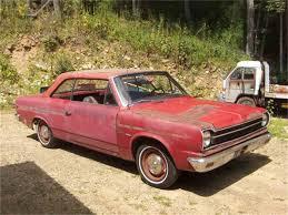rambler car 1969 amc rambler for sale classiccars com cc 115823
