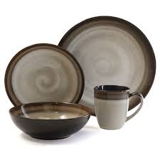 gibson 16 pc mendoza dinnerware set