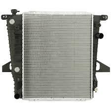 amazon com spectra premium cu1722 complete radiator for ford