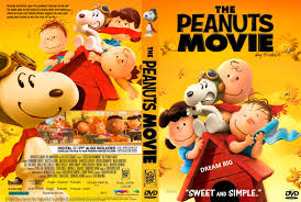 the peanuts the peanuts movie dvd cover 2015 r1 custom