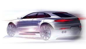 Porsche Cayenne X6 - plug in hybrid porsche cayenne u0027coupé u0027 to rival bmw x6 ecomento com