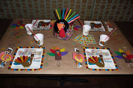 Thanksgiving Table Ideas by Thanksgiving Kid U0027s Table Ideas Happy Home Fairy
