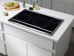 Hybrid Gas Induction Cooktop Electrolux Ew30cc55gs 30 Inch Hybrid Induction Cooktop With 2