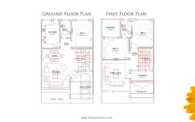 30x40 house floor plans marigold villas islamabad location features and prices