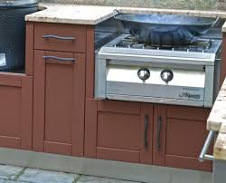 matchless polymer for outdoor kitchen cabinet on matte black best
