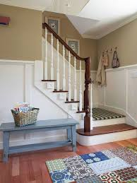 Wainscoting On Stairs Ideas 48 Best Staircase Images On Pinterest Stairs Live And Diy