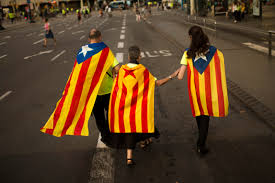 catalonia referendum on independence spain government in madrid