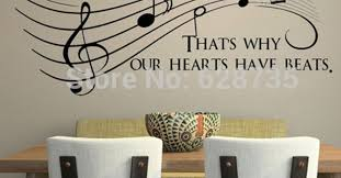 Music Note Wall Decor Mural Noteworthy Music Wall Decals Nz Enchanting Music Note Wall