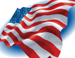 Backwards Us Flag Usa Flag Vector Free Download Clip Art Clip Art Library