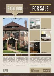 22 best real estate flyer templates images on pinterest real