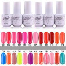gelish nail polish uv gel soak off gel polish nail lacquer varnish