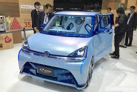 carnichiwa daihatsu becomes toyota brand u2013 will auto show