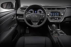 latest toyota cars 2016 2016 toyota avalon reviews and rating motor trend