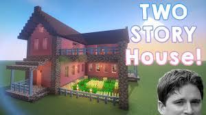 two story houses two story house tutorial u2022 ᵕ u2022 youtube