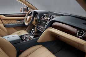 bentley steering wheel at night 2017 bentley bentayga first drive review automobile magazine