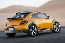 bug volkswagen volkswagen beetle dune concept first look motor trend