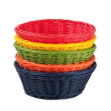 Rattan Baskets by Tablecraft Hm1175a 8 1 4