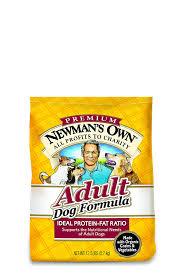 amazon com newman u0027s own dog food formula 12 5 pound bag